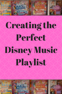 The perfect playlist to help get you ready for your next runDisney event (or just work around the house)!