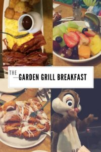 Everything You Need to Know about Dining at the Garden Grill Breakfast