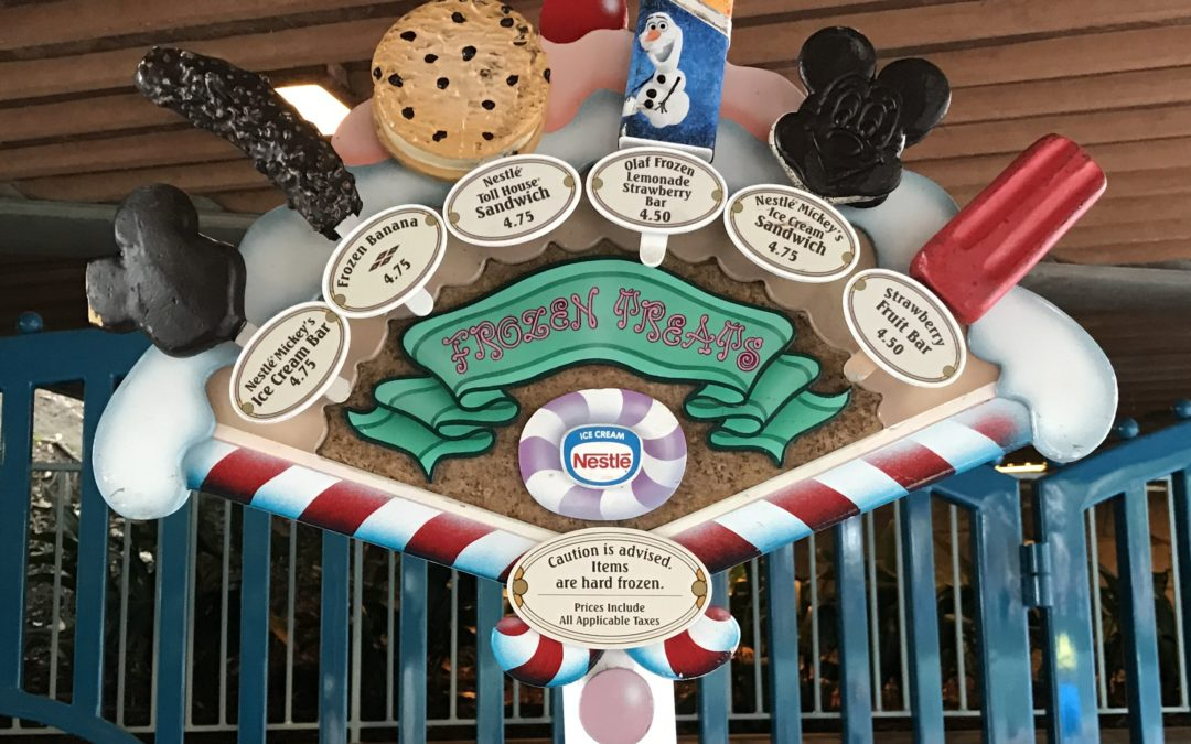 Throwback Thursday:  Where to Find Allergy-Friendly Sweets and Treats at Disneyland