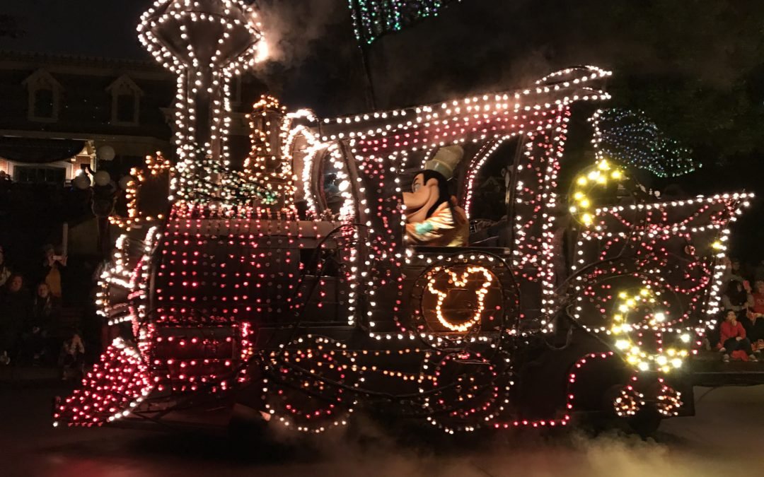 Everything You Need to Know About Disneyland's Main Street Electrical Parade – Blue Bayou Dinner Package