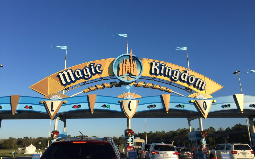 Unexpected Scary Attractions at Magic Kingdom