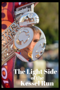 The Light Side of the Kessel Run- Tips for Competing in your next runDisney race!