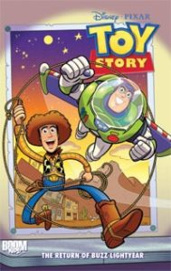 The Return of Buzz Lightyear is essential reading for any fan of Toy Story