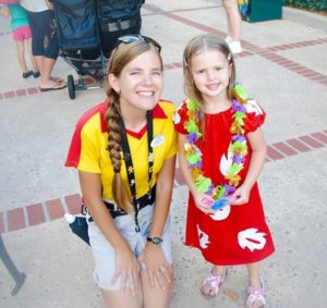 Disney Jr Pool Party