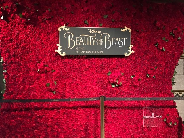 """Why You'll Want to """"Be Our Guest""""- VIP Treatment at the El Capitan Theatre"""