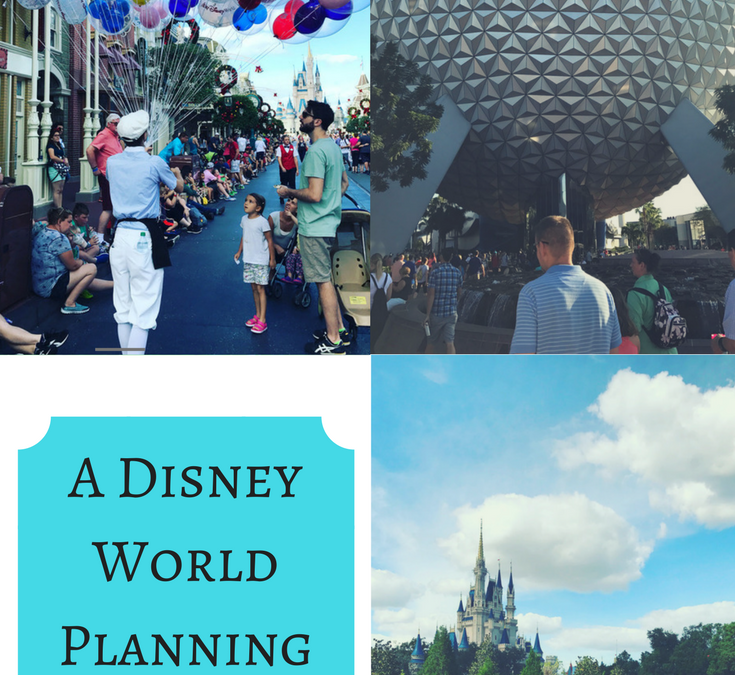 A Disney World Planning Timeline