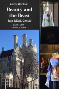 Be Our Guest in Toronto, Canada - Beauty and the Beast Fan and Family Event