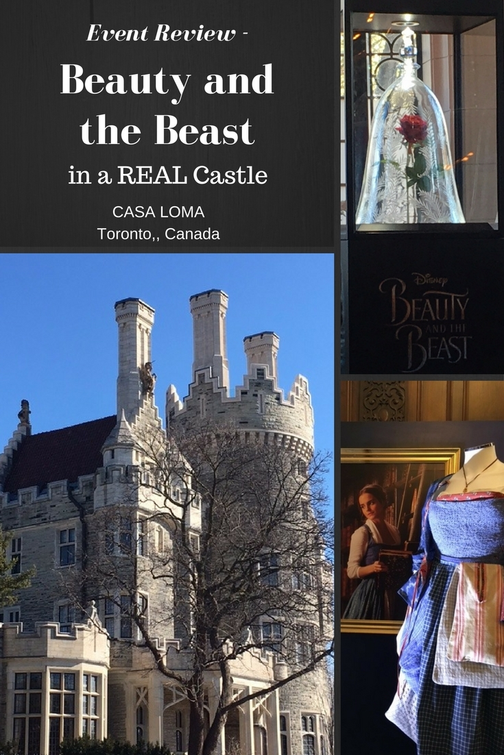 "Review: ""Beauty and the Beast"" Event in a REAL Castle ..."
