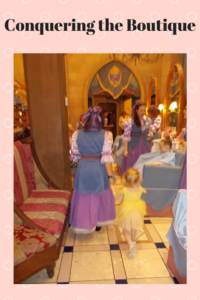 How to Conquer the Bibbidi Bobbidi Boutique on a Budget