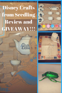 Great Disney Crafts from Seedling... and a Giveaway!!