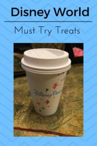 Disney World Must Try Treats