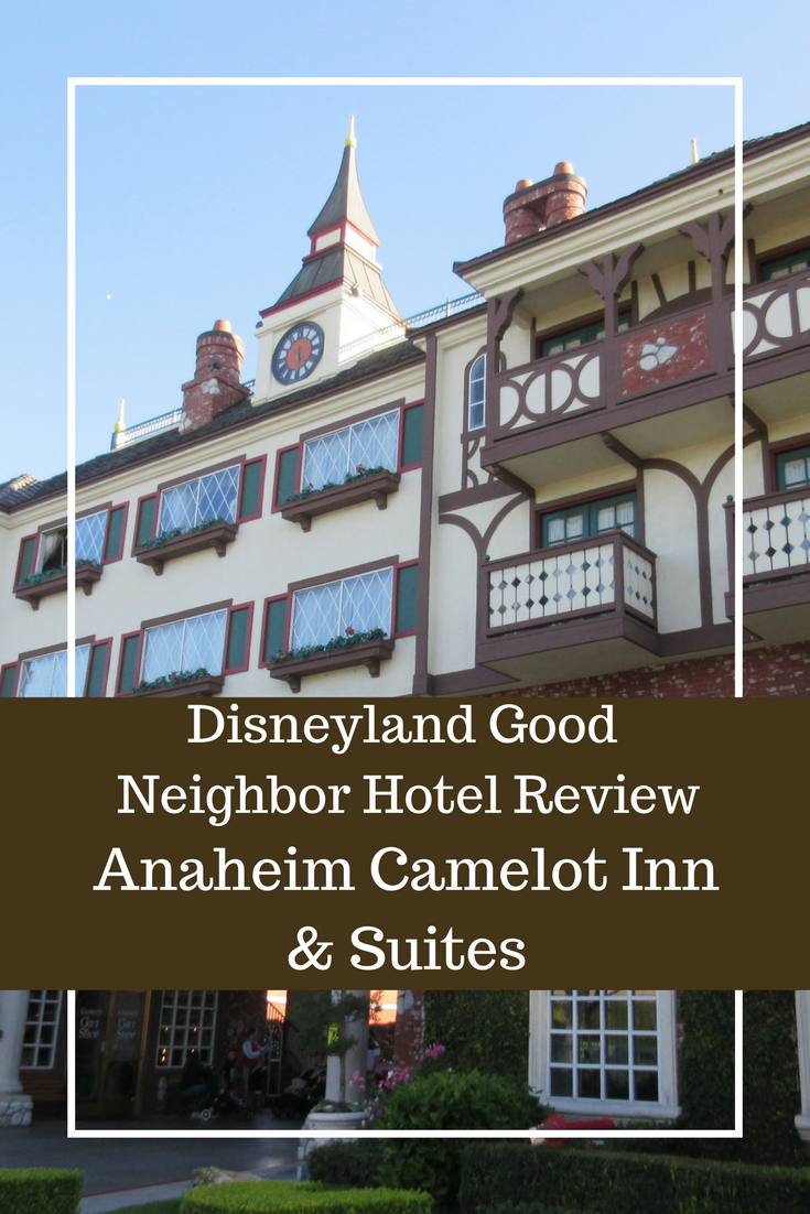 Disneyland Good Neighbor Hotels With Family Suites