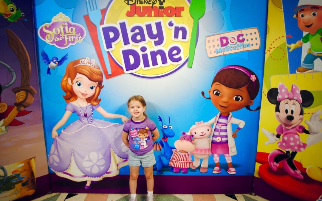 Disney Jr. Play n' Dine Breakfast