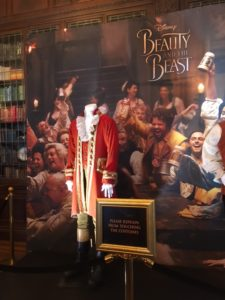 Beauty and the Beast Exhibit at the Casa Loma in Toronto, Canada