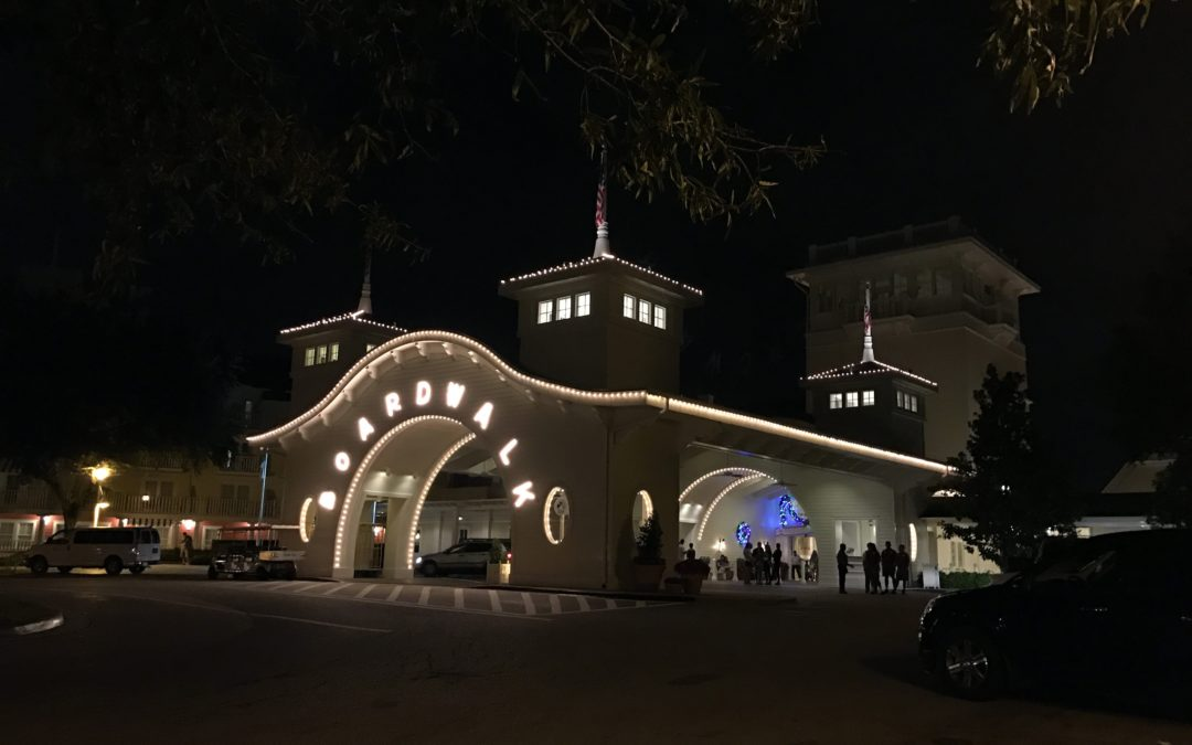 Throwback Thursday: Date Night at Disney's Boardwalk