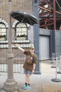 Hollywood Studios Umbrella from Singin' In the Rain