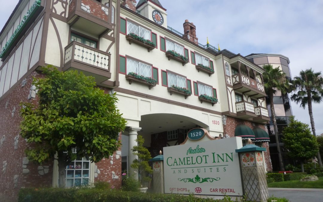 Disneyland Good Neighbor Hotel Review: Anaheim Camelot Inn & Suites