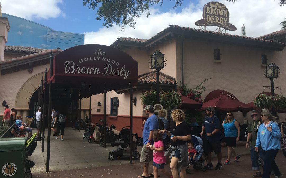 Tips for Dining with an Imagineer at Hollywood Studios