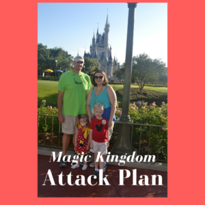 My Magic Kingdom Attack Plan