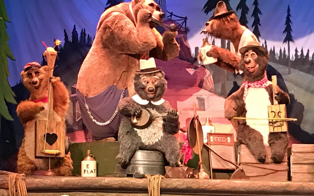 Jamming With Country Bear Jamboree