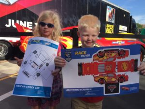 The Pros & Cons for checking out the Disney Pixar Cars 3 Roadshow that is touring around the country!