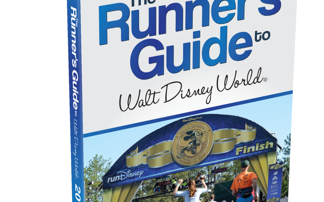 The Runner's Guide to Walt Disney World Review & Giveaway