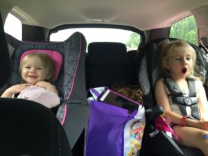 driving to disney world, east coat driving, keeping kids busy in the car