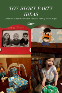 Great ideas for throwing the perfect Toy Story party or family movie night on a budget!