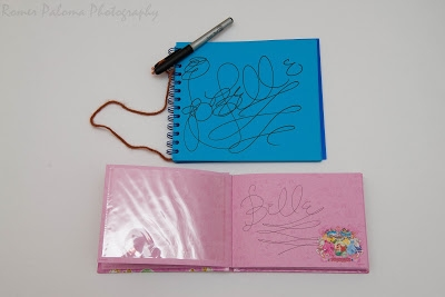 Throwback Thursday: Disney Character Autograph Books- Buy or DIY?