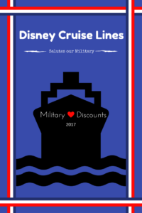 How to find Military Discounts for Disney Cruises