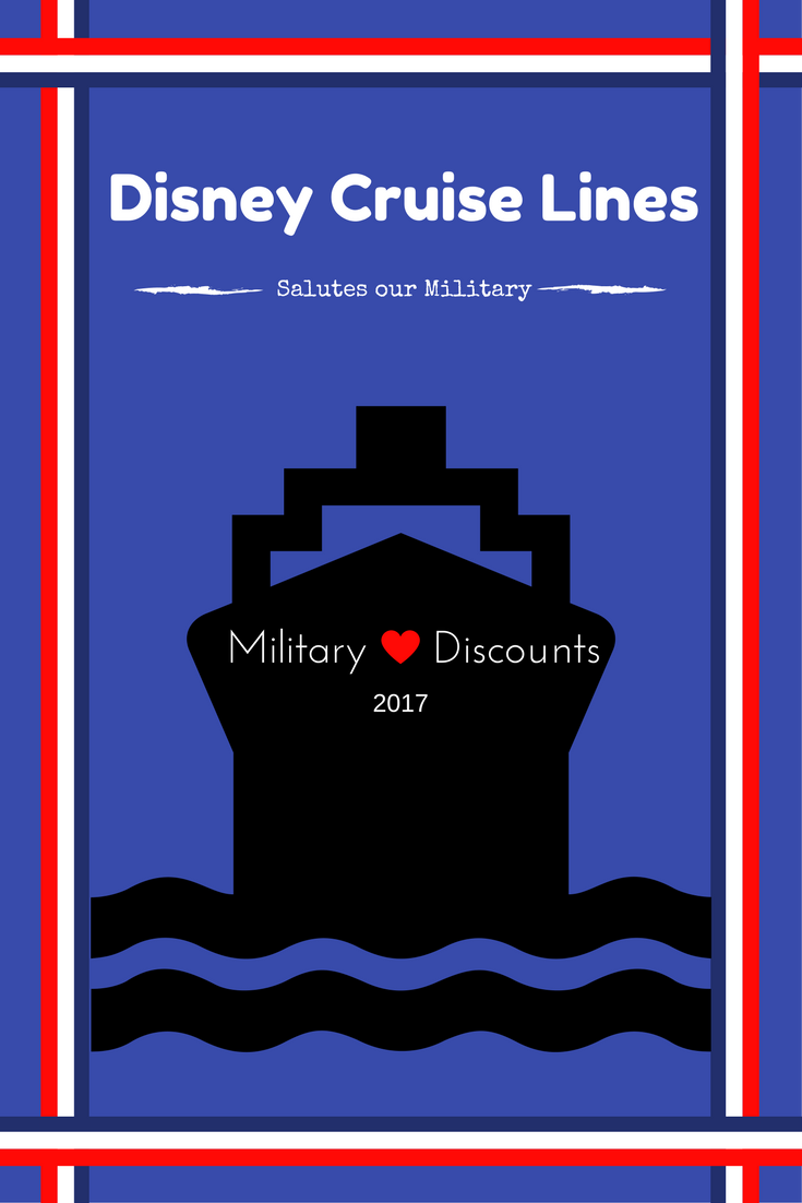 Its Easier Than Ever To Take A Disney Cruise With A Military - Discount disney cruises