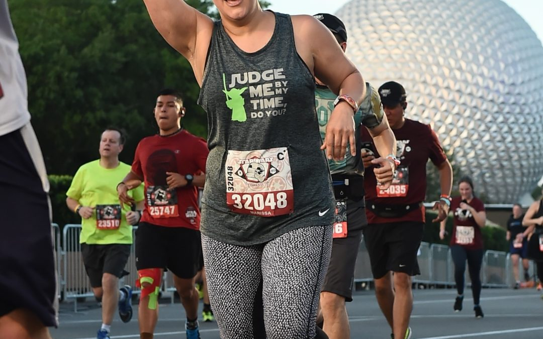 My First RunDisney Experience: When every mile is NOT magical.