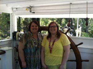 Disneyland Bucket List / Piloting the Mark Twain Riverboat