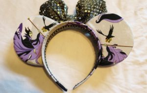 Handcrafted Disney ears from CreativeEars