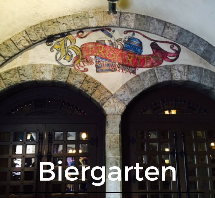 Oompah! Biergarten Restaurant Review