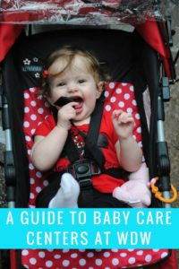 WDW Baby Care Centers