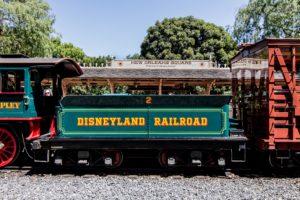 Disneyland Lily Belle