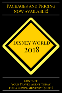 When can I book my 2018 Disney world vacation?