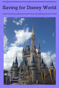 Saving for Disney World / Simple Disney World Money Saving Tips