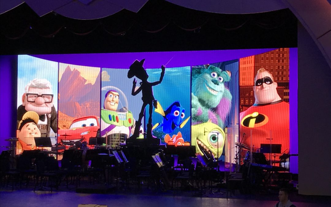 The Music of Pixar Live! at Hollywood Studios
