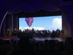 Music from UP! Pixar Live / The Music of Pixar Live! at Hollywood Studios
