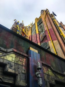 """Summer Heroes"" at California Adventure / Guardians of the Galaxy: Mission Breakout!"