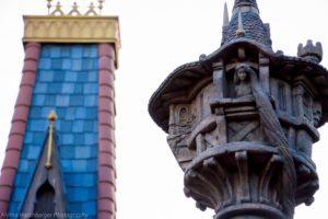 Rapunzels Tower Disneyland