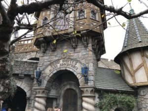 Yikes! Disneyland Rides that Could be Scary for Preschoolers