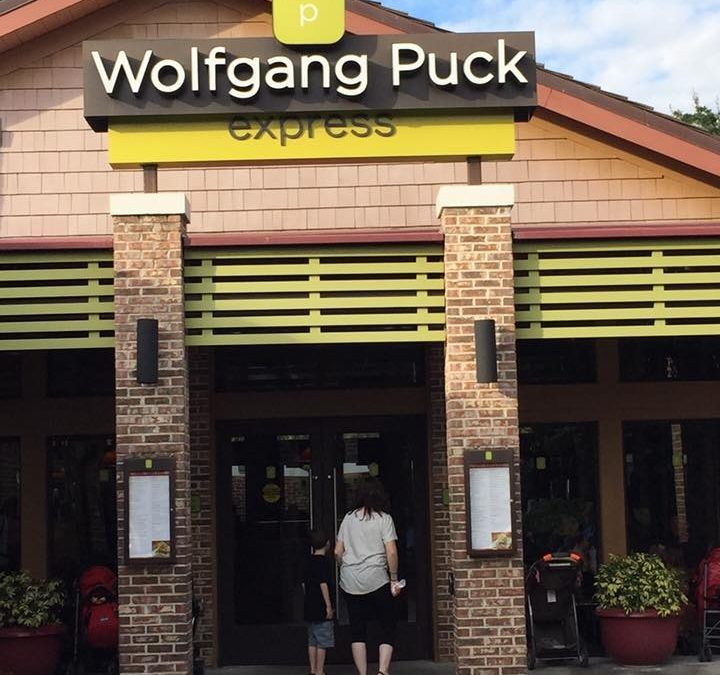 Disney Dining Review: Breakfast at Wolfgang Puck Express