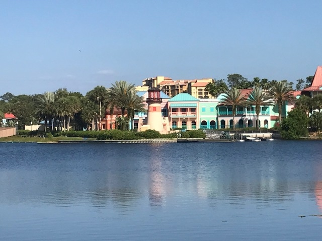Walt Disney World's Caribbean Beach Resort: Is it Construction Craziness?