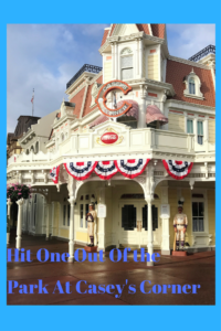 Hot Dogs at Casey's Corner, Walt Disney World's Magic Kingdom