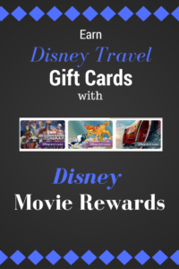 Where can I earn Disney Gift Cards? / Earn Disney Gift Cards and More from Disney Movie Rewards!