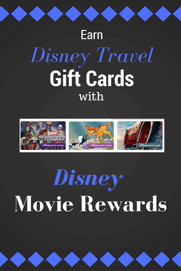 Earn disney movie rewards