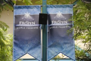 Frozen the Musical at California Adventure's Hyperion Theater